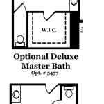 Carlisle Master Bath Options