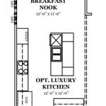 Madison Optional Luxury Kitchen