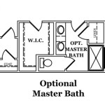 Madison Optional Master Bath