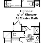 Rockwell II Master Bath Options