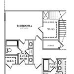 Rockwell II Optional Jack & Jill Shown w/Optional Second Floor