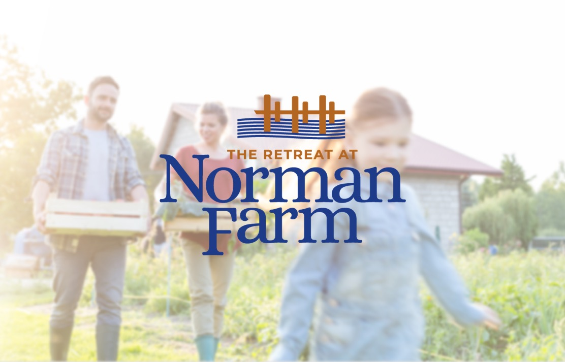 Coming soon - retreat at norman farm