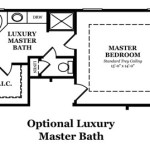 Somerville II Optional Luxury Master Bath