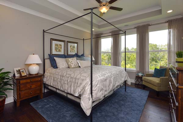 The Rockwell- Master Bedroom