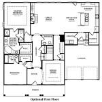 Westchester IV Optional First Floor