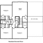 Westchester IV Standard Second Floor