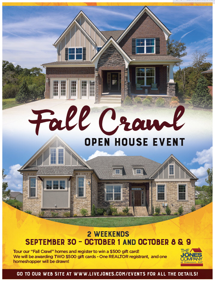 Second Annual Fall Crawl | The Jones Company