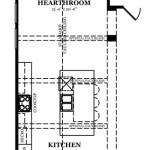 Dresden Optional Hearth Room