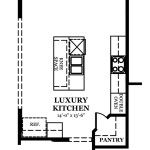 Ainsley II Optional Luxury Kitchen