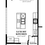 Ainsley III Optional Luxury Kitchen