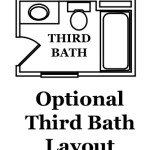 Rainsford Optional 3rd Bath