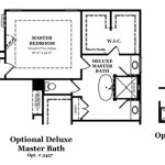 Danbury IV Master Bath Options