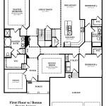 Pierce First Floor w/ Optional Bonus Room
