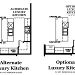 Ainsley Kitchen Options w/ Optional Bedroom & Bath