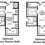 Ainsley Master Bath Options
