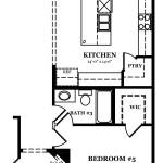 Ainsley Optional Bedroom & Bath