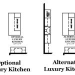 Mayfair Kitchen Options