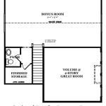 Somerville Optional Powder Room at Bonus Room