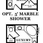Jefferson Master Bath Options