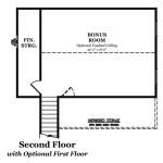 Bierstadt Second Floor w/ w/ Optional First Floor