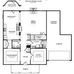 Calhoun Standard First Floor