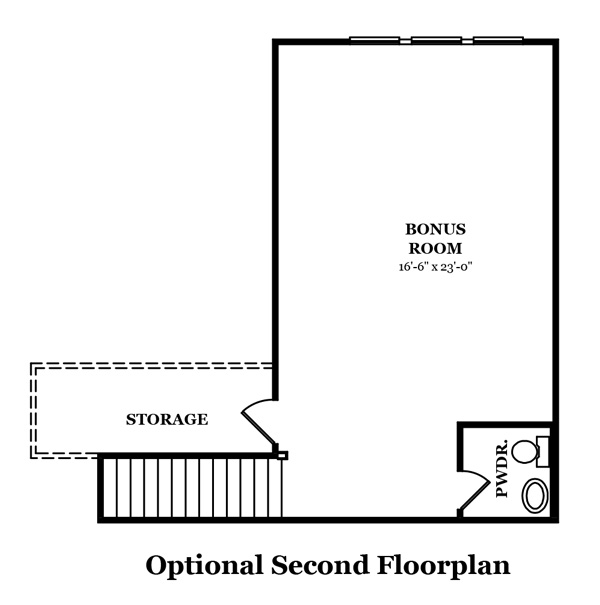 Bradford Master Bath Options