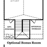 Augusta II Bonus Room Options