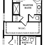 Augusta II Optional Bedroom and Bath In Lieu of Study