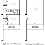Claybrooke Second Floor Options