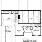 Hargrove Optional Powder Room