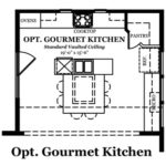 Havenwood Optional Gourmet Kitchen