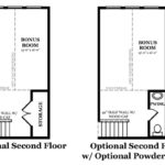 Audubon Second Floor Options
