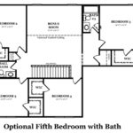 Hickory Optional 5th Bedroom w/Bath