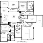 Donovan Optional First Floor