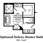 Havenwood Optional Deluxe Master Bath