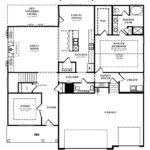 Jefferson Standard First Floor