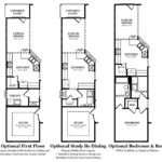 Russell First Floor Options