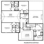 Fairfield Standard Second Floor
