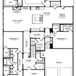 Kemberton First Floor w/Optional Second Story