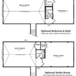 Kemberton Optional Bedroom and Media Room