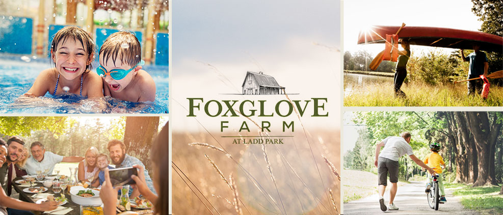 Foxglove Farm at Ladd Park