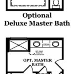 Kemberton Master Bath Options