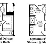 Westbrooke Master Bath Options