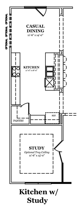 Drayton Kitchen Options
