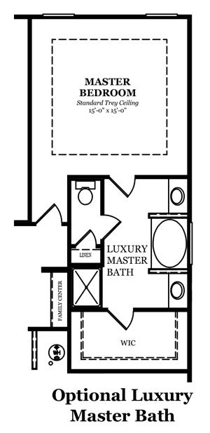 Adams Optional Bonus Room Access