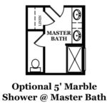 Drayton Optional Shower @ Mastert Bath