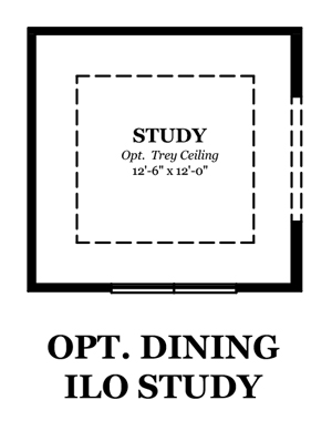 Jefferson Optional Dining in Lieu of Study