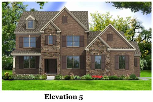 6732 Edgemoore Drive, College Grove, TN 37046