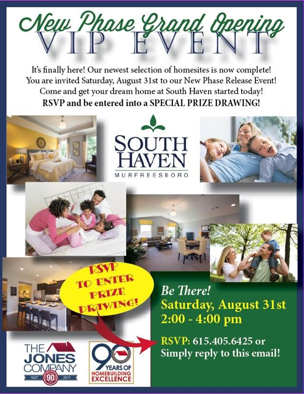 South Haven New Phase Event 8.31.19