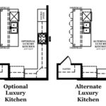 Braxton Luxury Kitchen Options